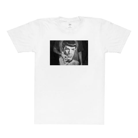 Fool's Gold: Fersher x Fool's Gold Artist Series (Spock) Shirt - White