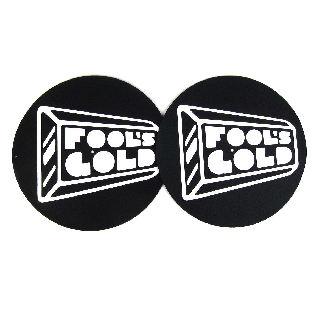 Serato: Fool's Gold Pyrite Break Serato Pressing + Slipmats (Pair) slipmat