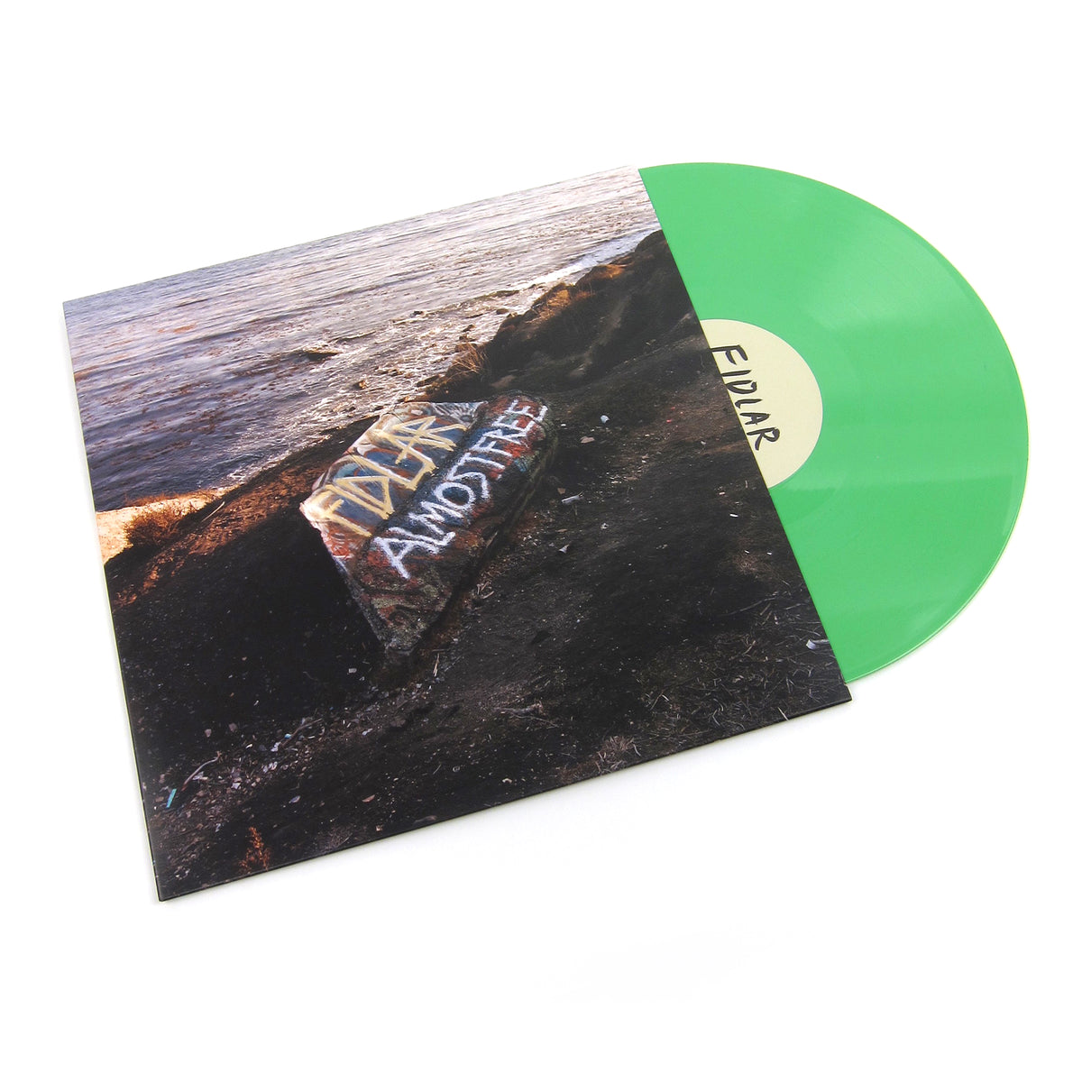 FIDLAR: Almost Free (Indie Exclusive Colored Vinyl) Vinyl LP