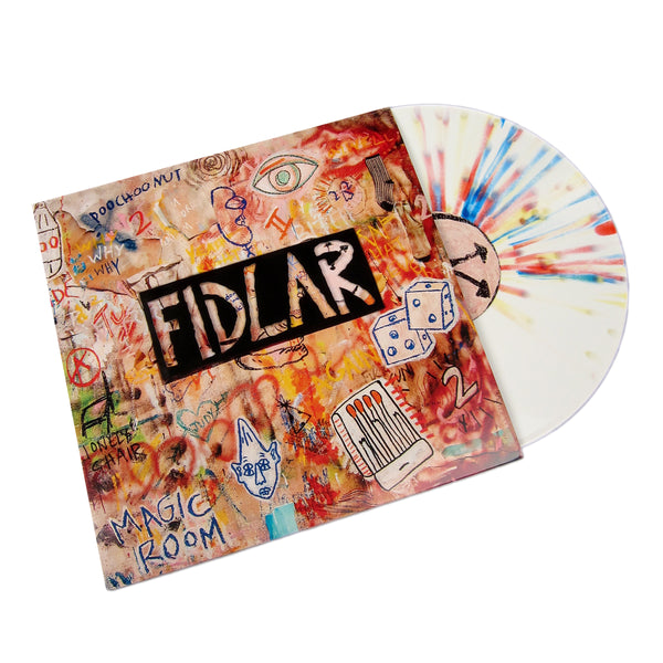 FIDLAR: Too (Colored Vinyl) Vinyl LP