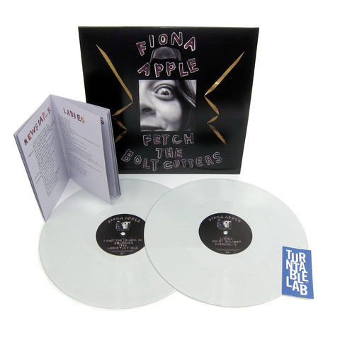 Fiona Apple: Fetch The Bolt Cutters (180g Indie Exclusive Colored Vinyl) Vinyl 2LP - LIMIT 1 PER CUSTOMER