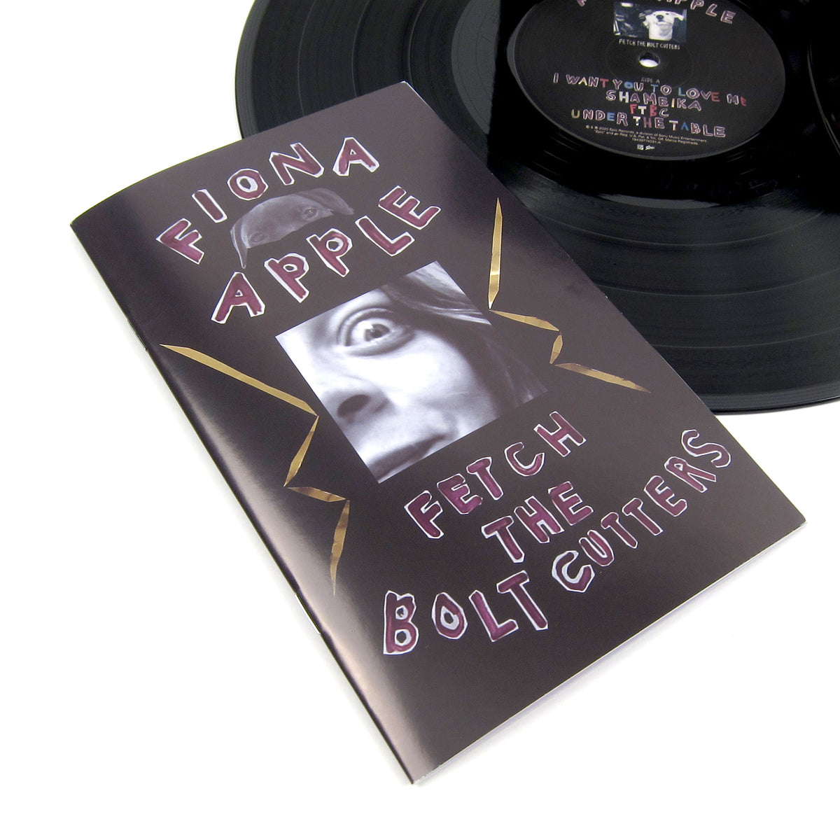 Fiona Apple: Fetch The Bolt Cutters (180g) Vinyl 2LP