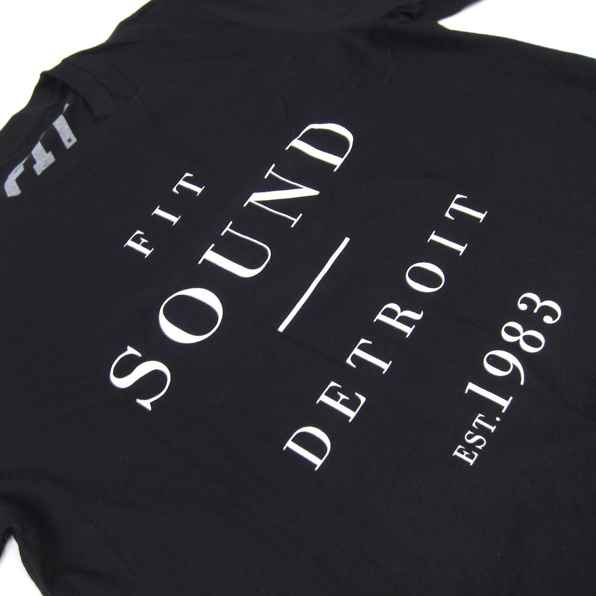 FIT Sound: Est. 83 Logo Shirt - Black