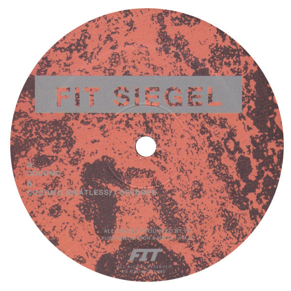Fit Siegel: Cocomo / Seedbed Vinyl 12""