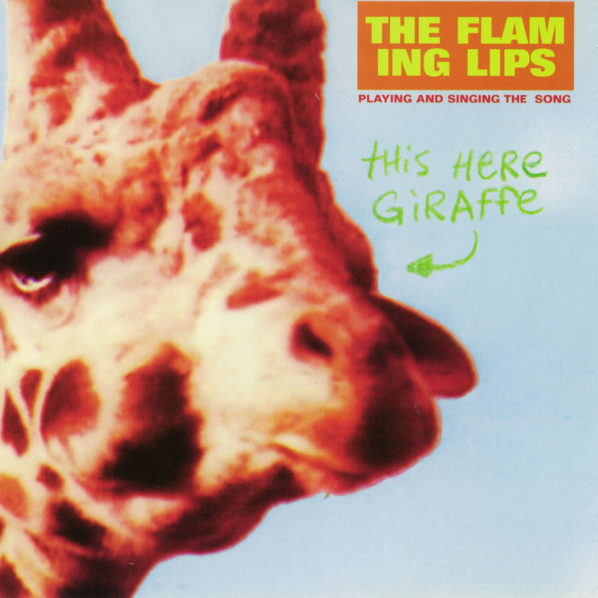 "The Flaming Lips: This Here Giraffe Vinyl 10"" (Record Store Day)"