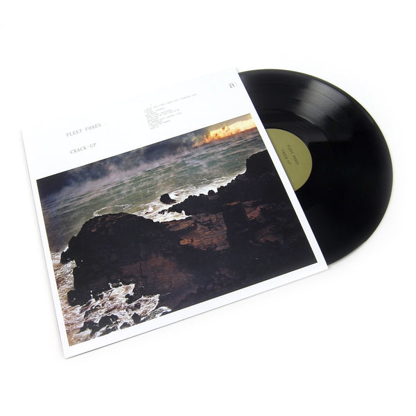 Fleet Foxes: Crack-Up Vinyl 2LP
