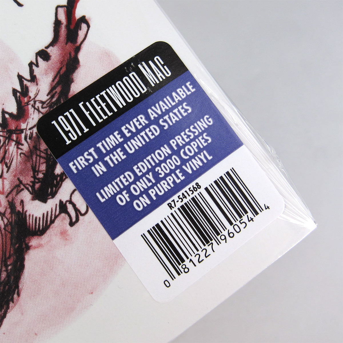 "Fleetwood Mac: Dragonfly / The Purple Dancer Vinyl 7"" (Record Store Day 2014)"