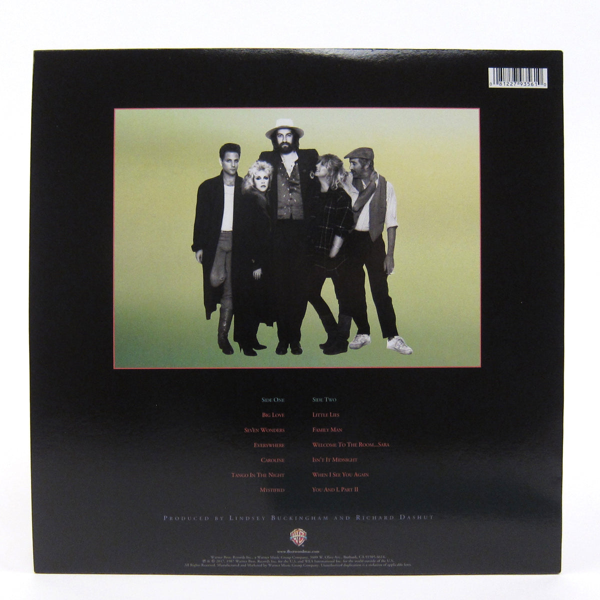Fleetwood Mac: Tango In The Night (180g) Vinyl LP