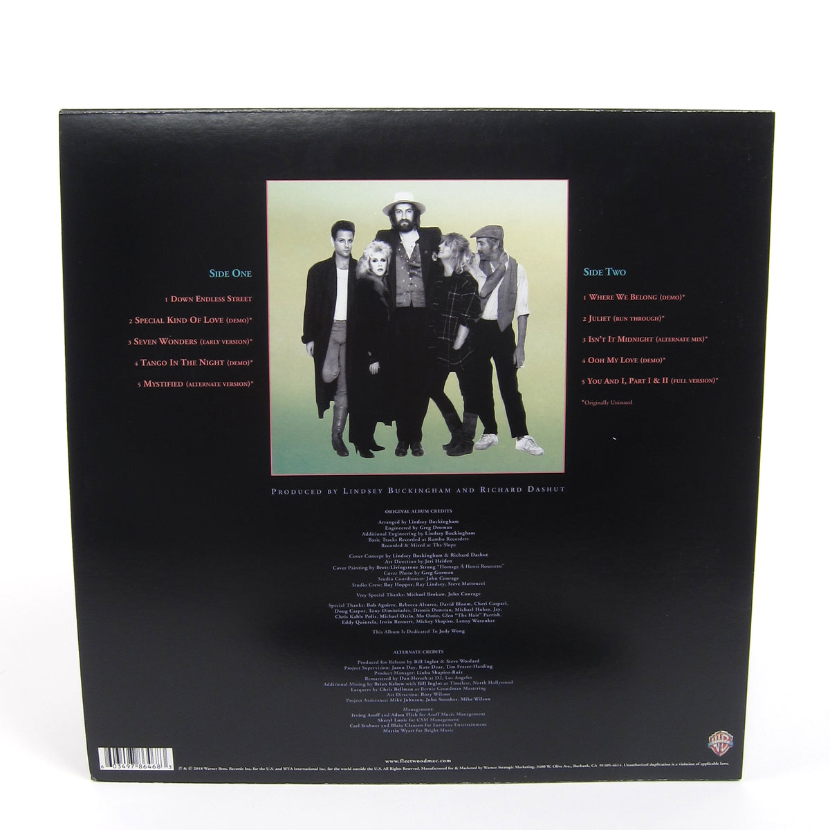 Fleetwood Mac: Tango In The Night Alternate (180g) Vinyl LP (Record Store Day)