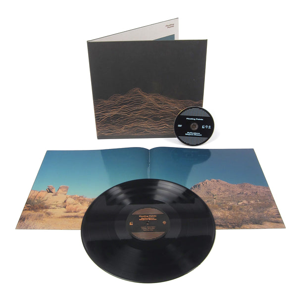 Floating Points: Reflections - Mojave Desert Vinyl LP+DVD