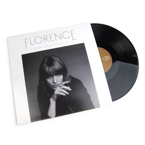 Florence And The Machine: How Big, How Blue, How Beautiful Vinyl 2LP