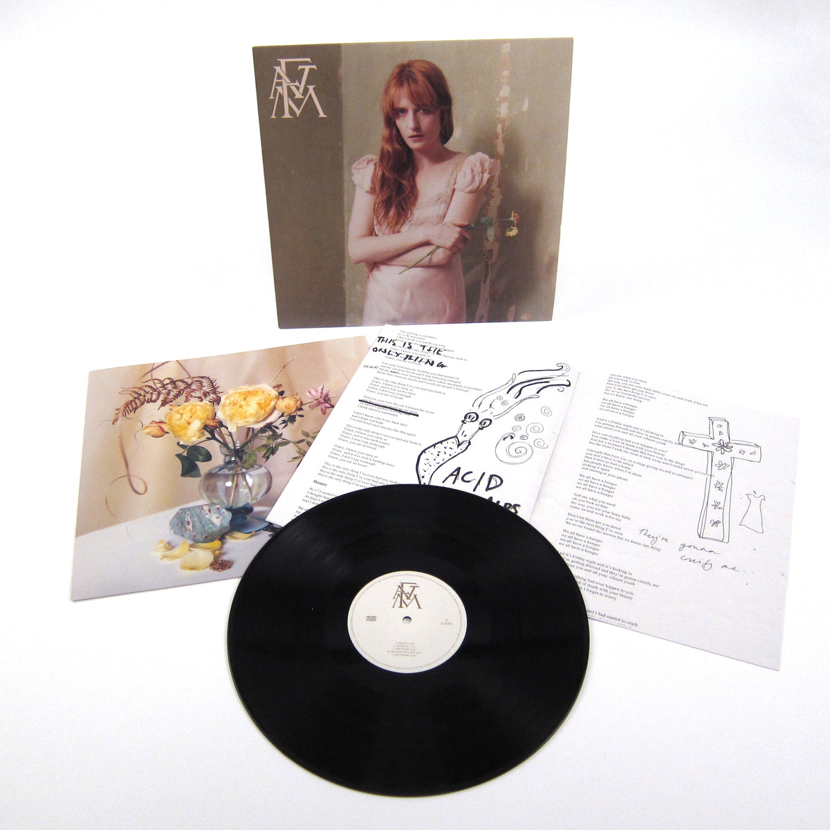 Florence And The Machine: High As Hope Vinyl LP