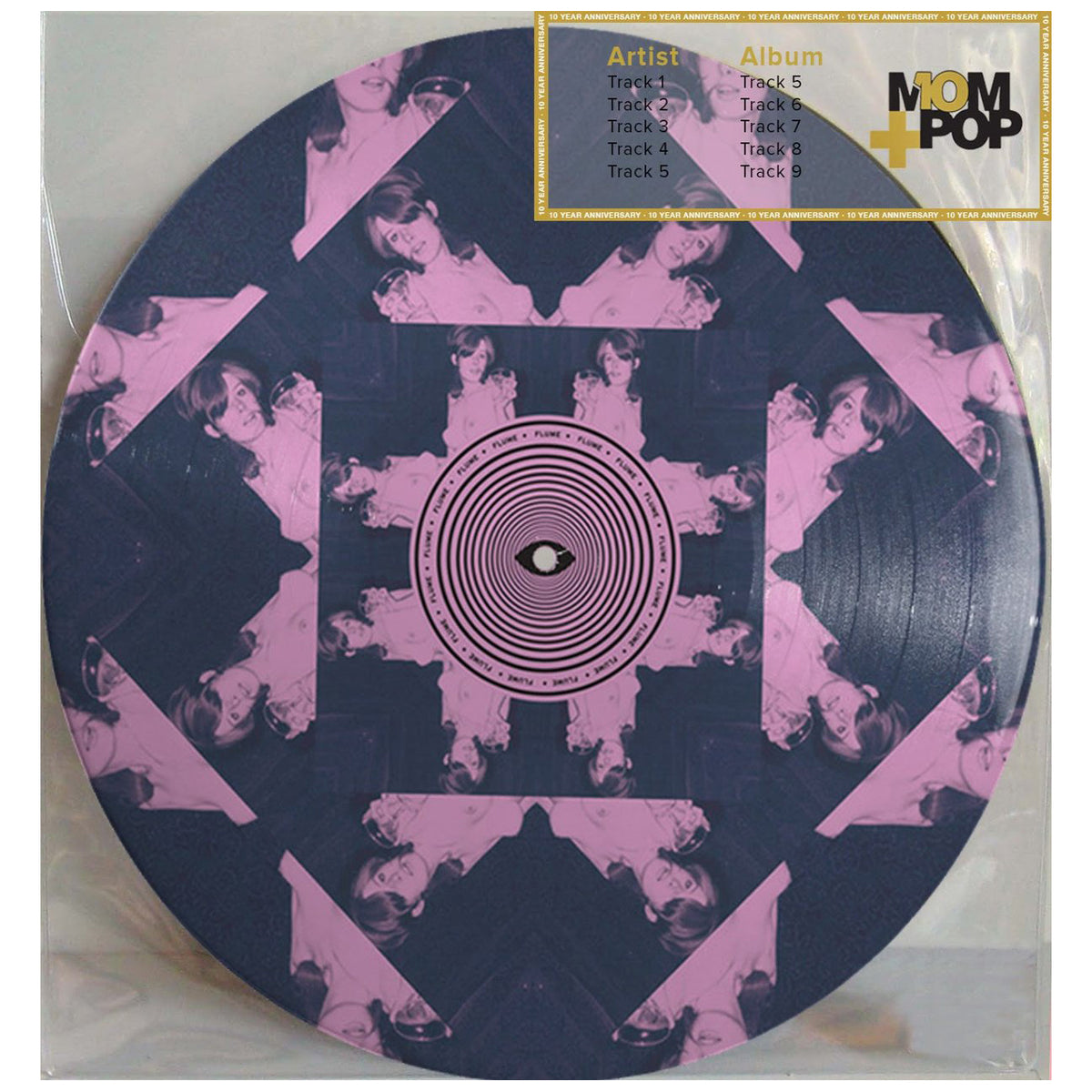Flume: Flume (Pic Disc) Vinyl LP (Record Store Day)