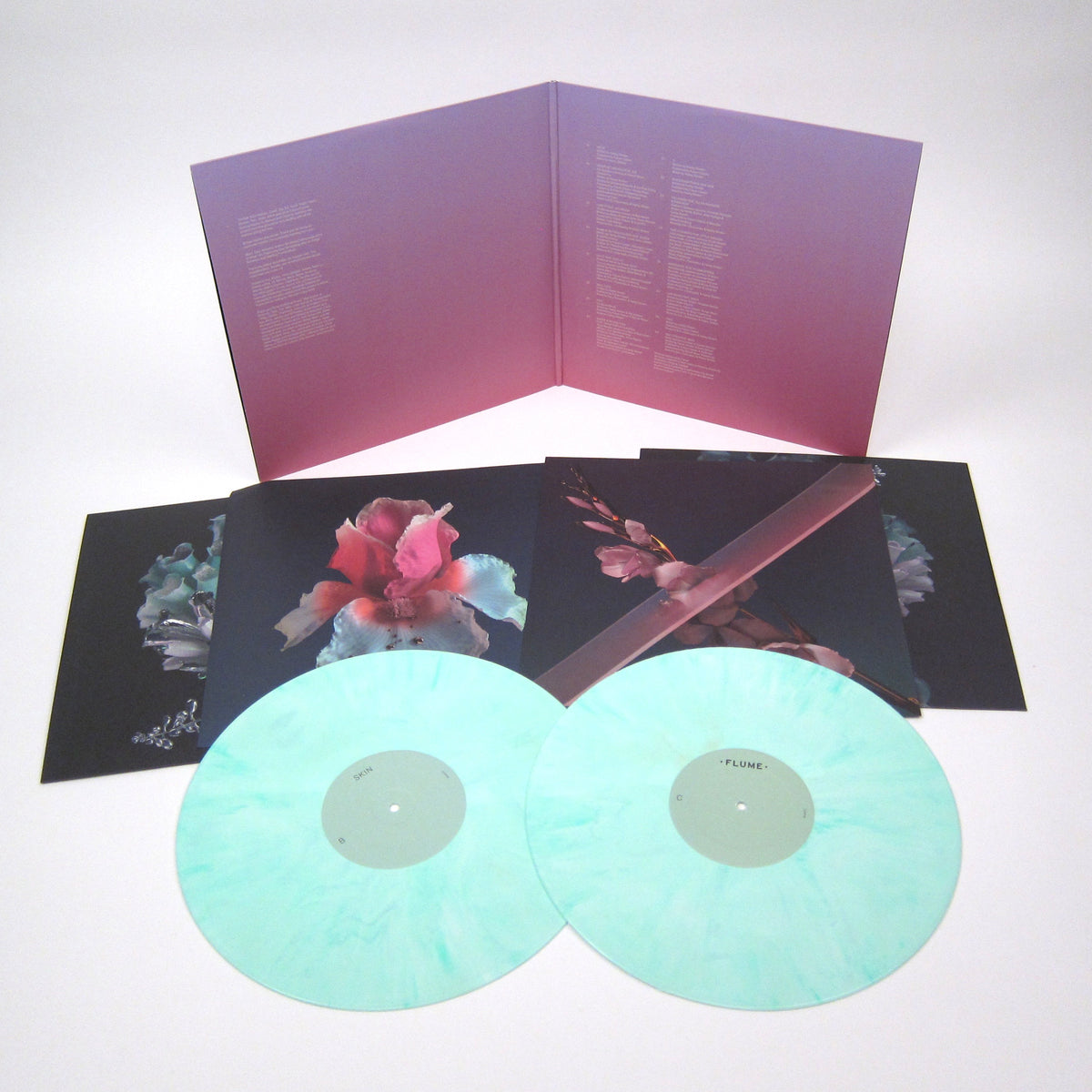 Flume: Skin (180g, Indie Exclusive Colored Vinyl) Vinyl 2LP