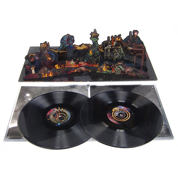 Flying Lotus: Flamagra (Deluxe Edition) Vinyl 2LP