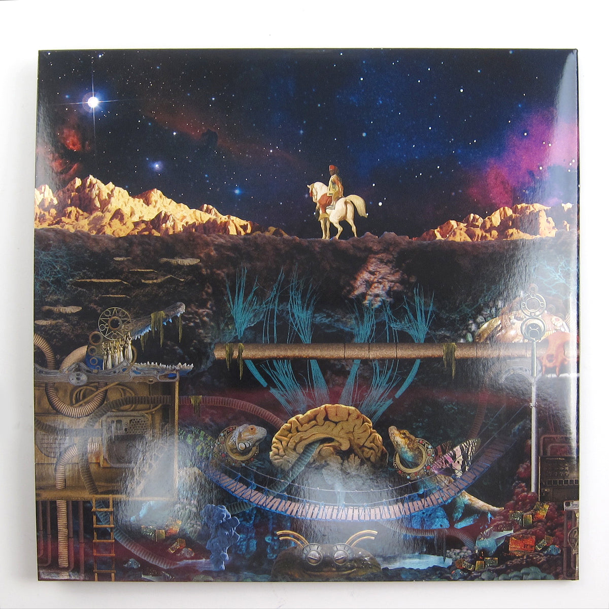 Flying Lotus: Flamagra Vinyl 2LP