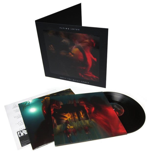 Flying Lotus Until The Quiet Comes Collector S Edition