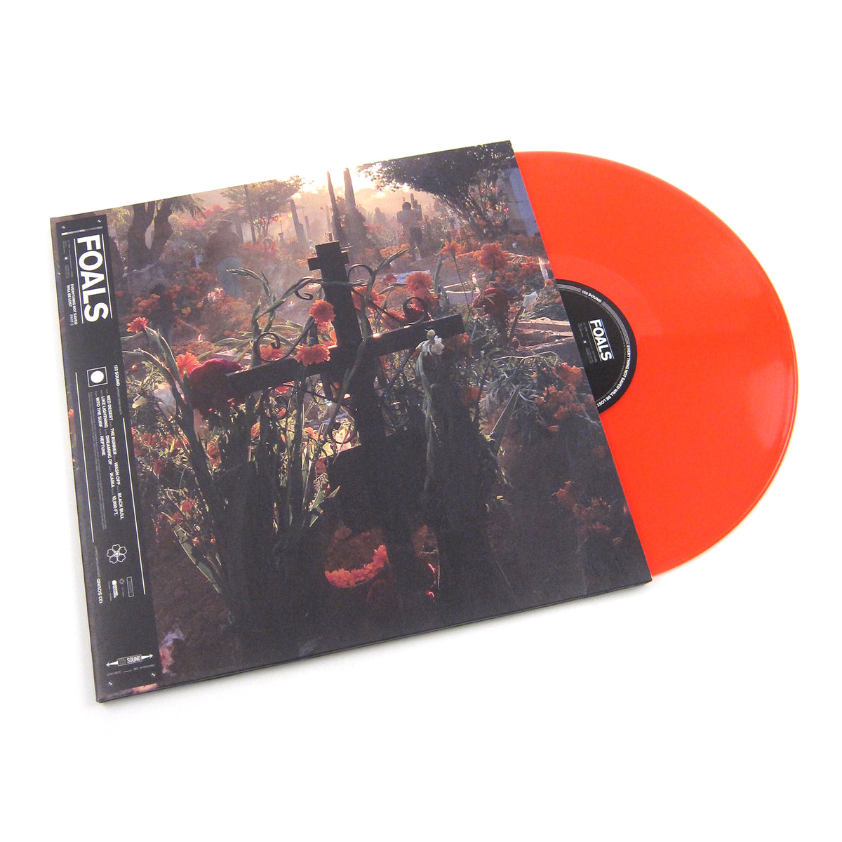 Foals: Everything Not Saved Will Be Lost Part 2 (180g Indie Exclusive Colored Vinyl) Vinyl LP