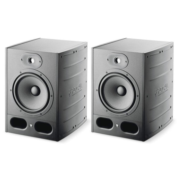 Focal: Alpha 80 Professional Monitoring Loudspeaker (Pair)