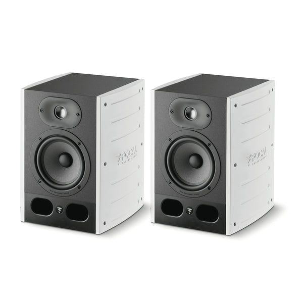 Focal: Alpha 50 Professional Monitoring Loudspeaker - Limited Edition White (Pair)