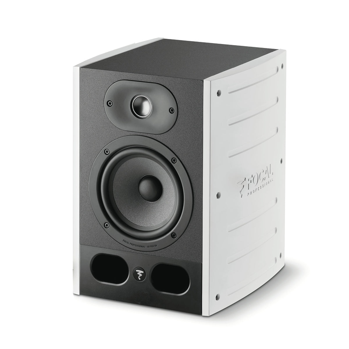 Focal: Alpha 50 Professional Monitoring Loudspeaker - Limited Edition White (Single)
