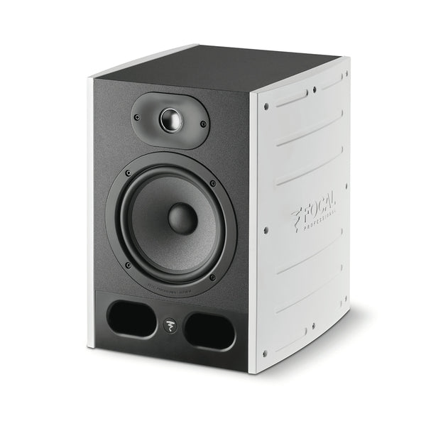 Focal: Alpha 65 Professional Monitoring Loudspeaker - Limited Edition White (Single)