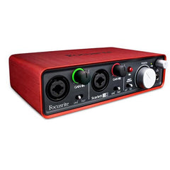 Focusrite: Scarlett 2i2 USB Interface