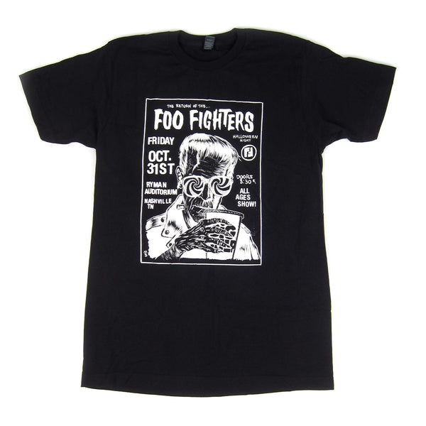Foo Fighters: The Return Of The... Shirt - Black