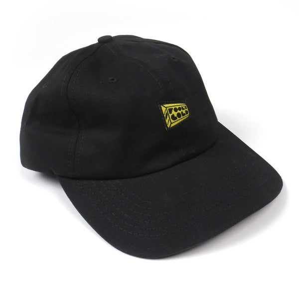 Fool's Gold: Logo Dad Hat - Black