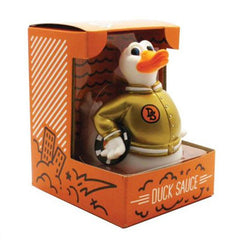 Fool's Gold: Duck Sauce Rubber Duck Mascot by Dust La Rock