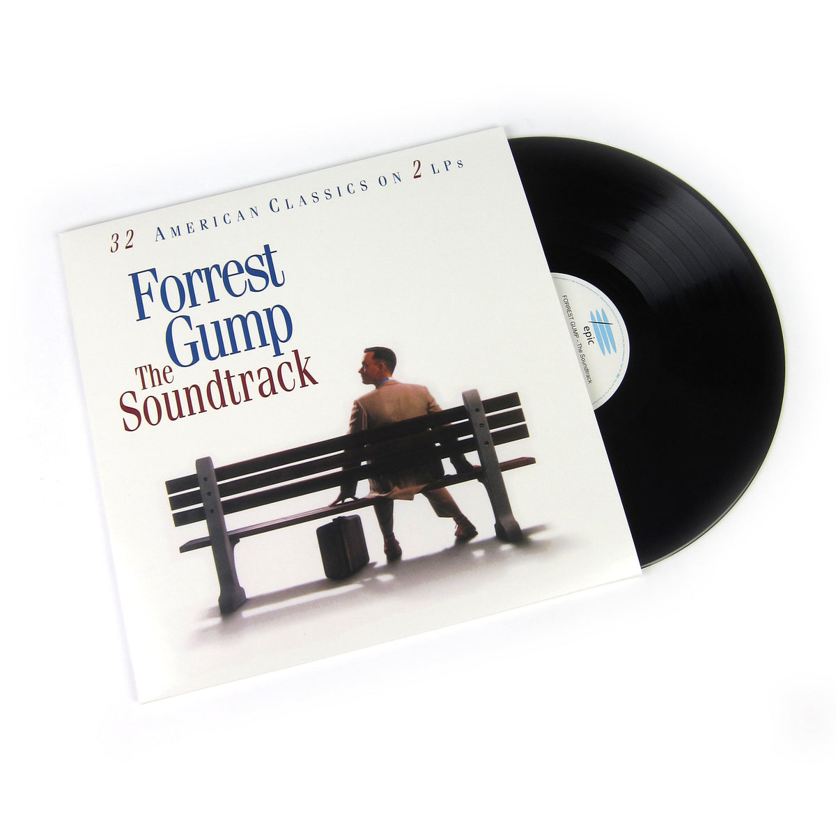 Forrest Gump: The Soundtrack (Music On Vinyl 180g) Vinyl 2LP