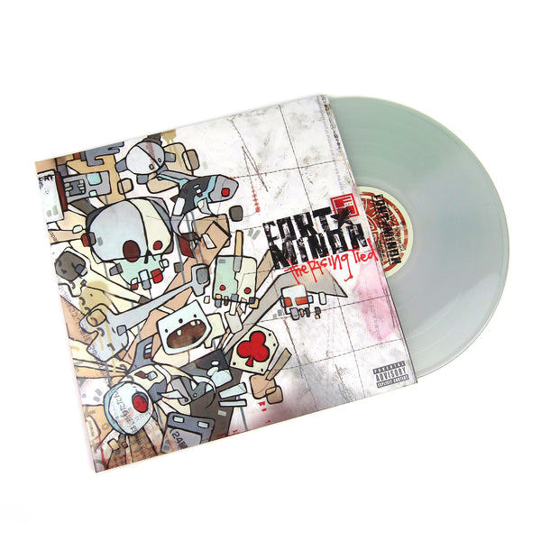 Fort Minor: The Rising Tied (Colored Vinyl) Vinyl 2LP (Record Store Day)
