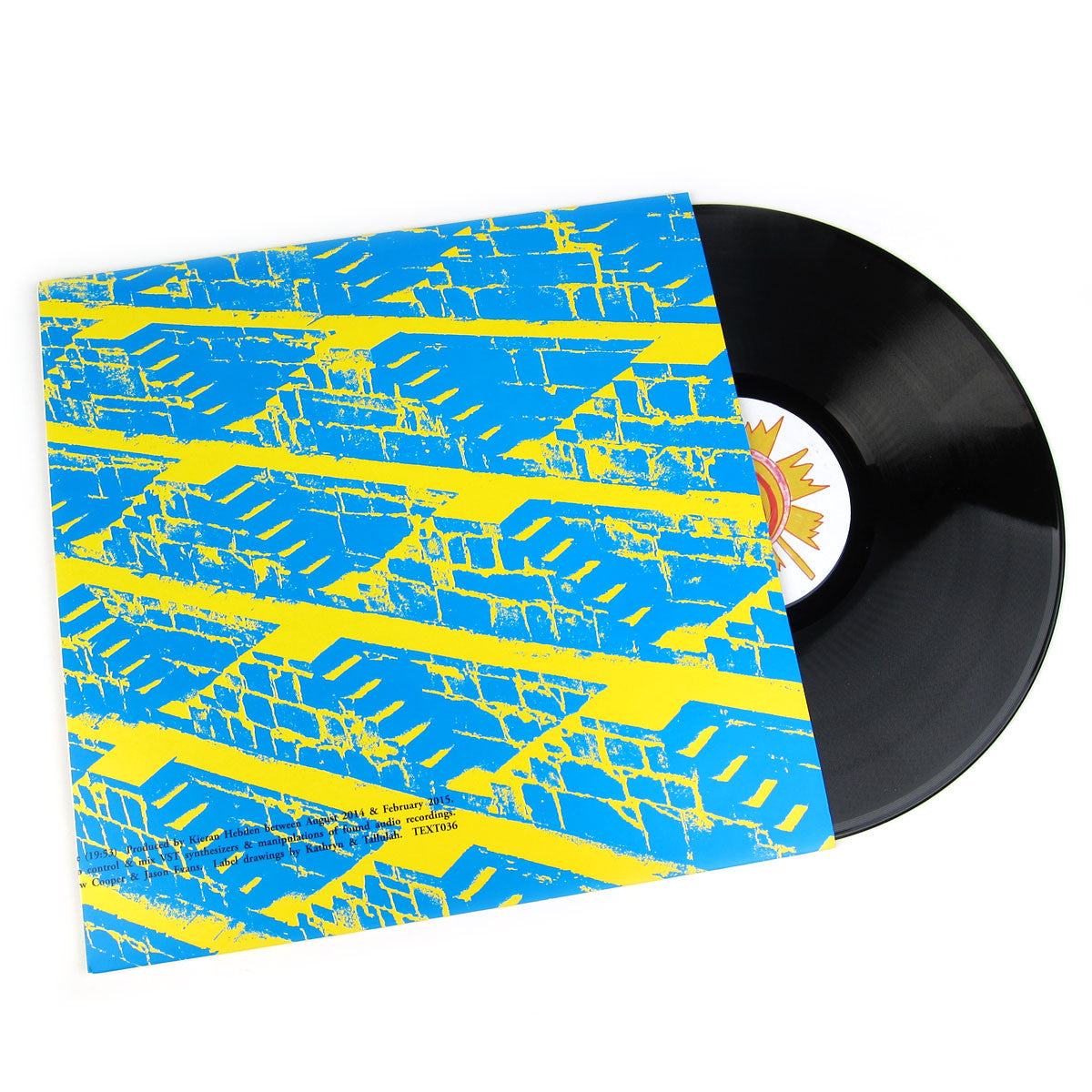 Four Tet: Morning / Evening Vinyl LP