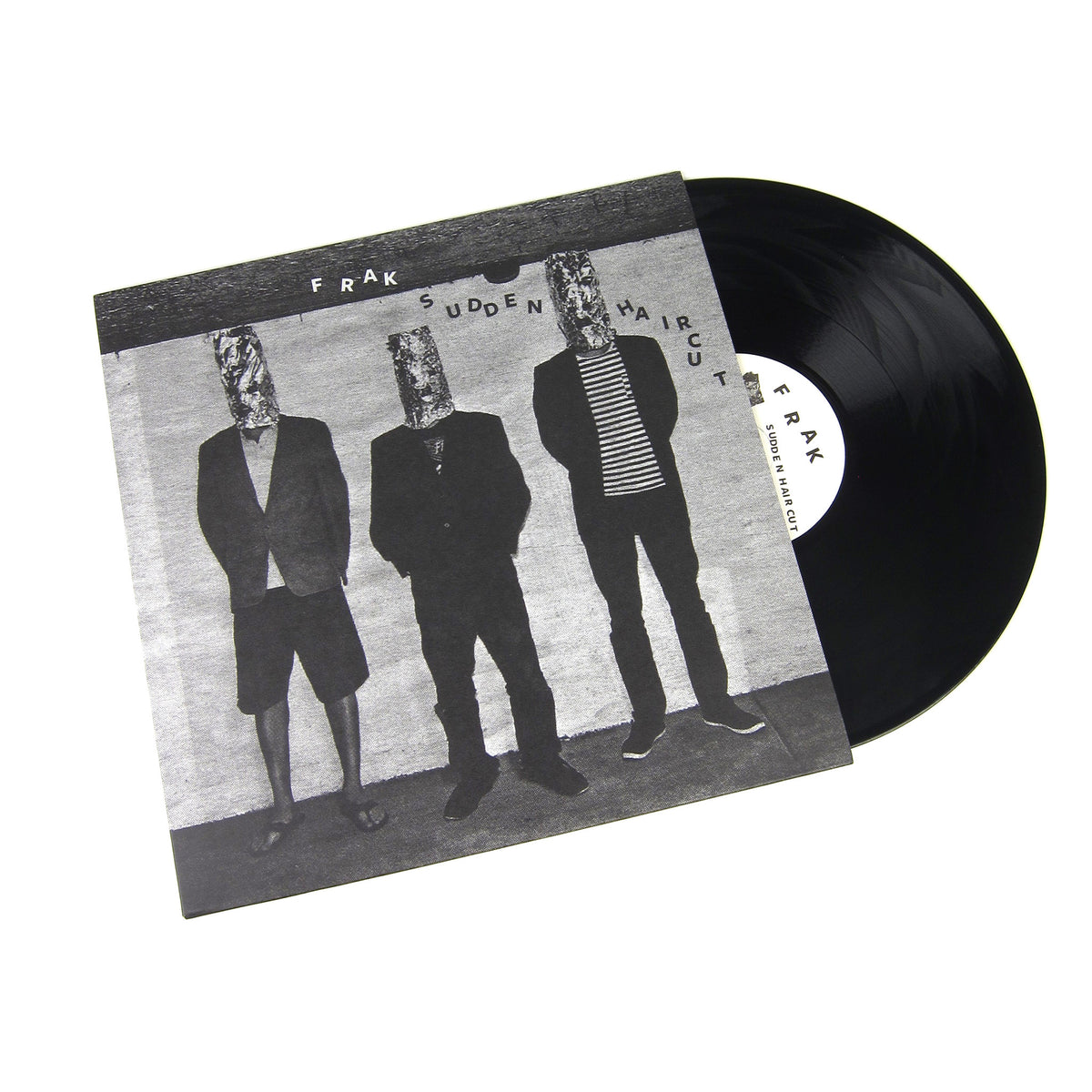 Frak: Sudden Haircut Vinyl 12""
