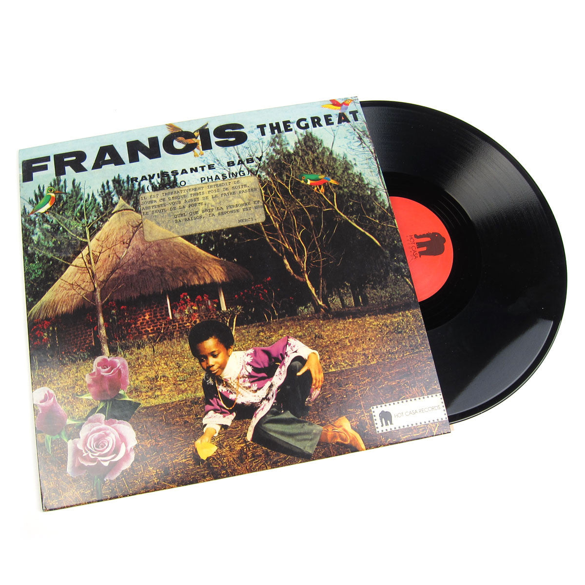 Francis The Great: Ravissante Baby Vinyl LP