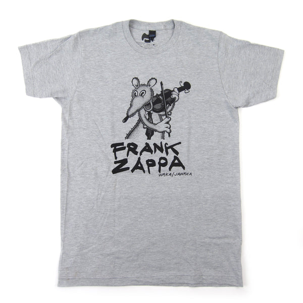 Frank Zappa: Waka Jawaka Shirt - Heather Grey