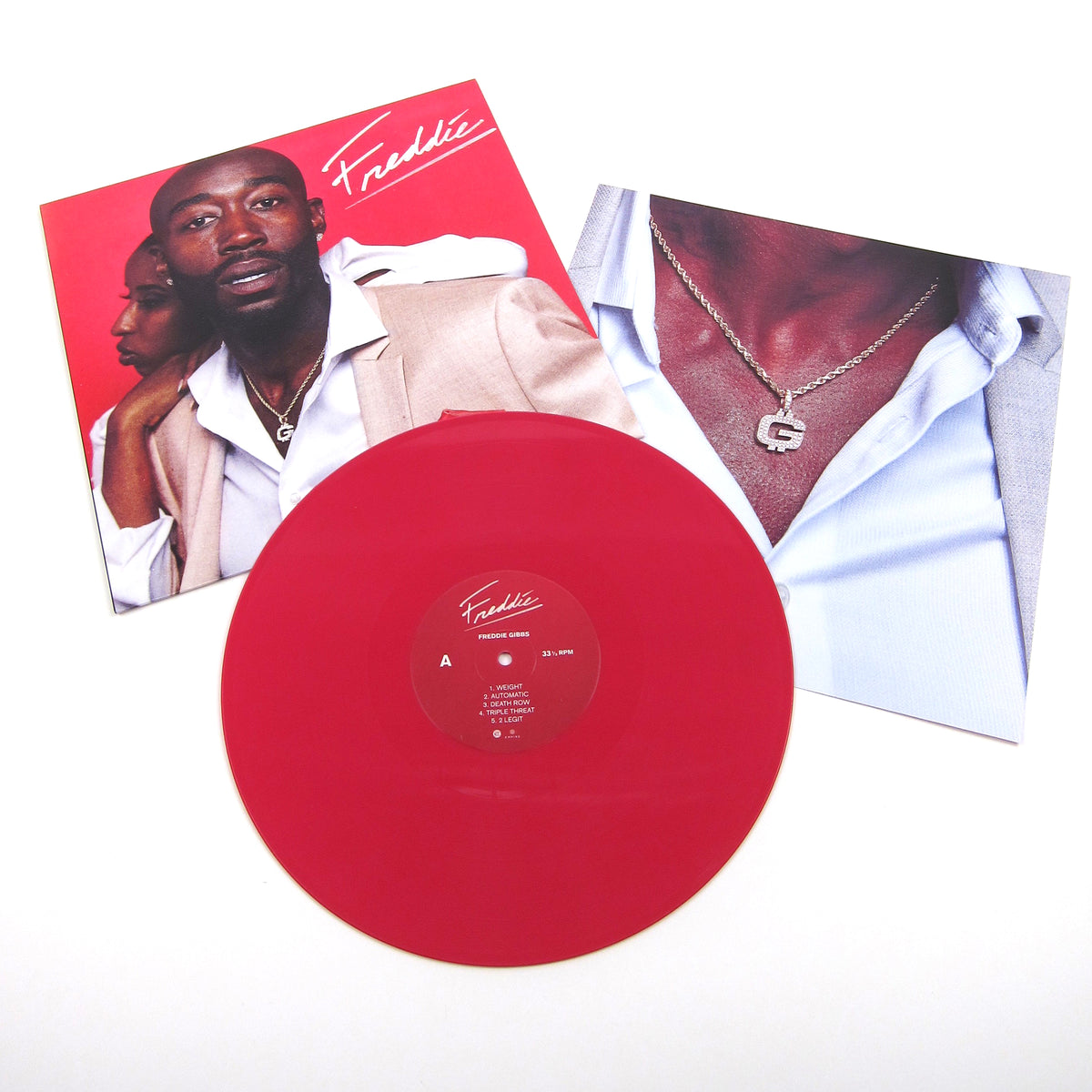 Freddie Gibbs: Freddie (Colored Vinyl) Vinyl LP