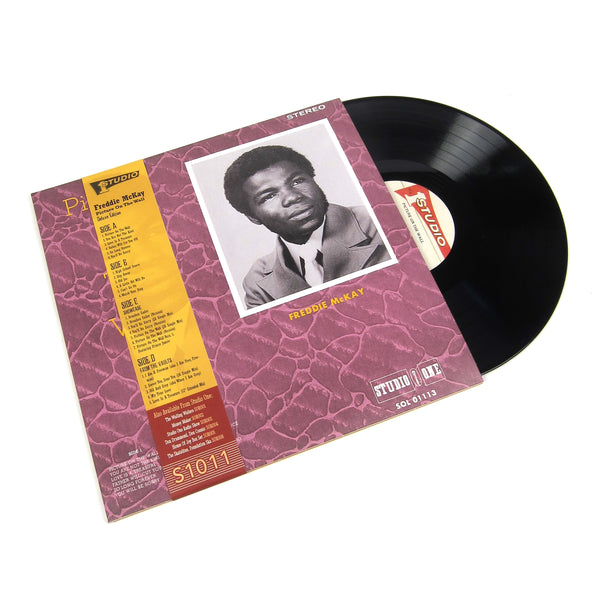 Freddie McKay: Picture On The Wall Deluxe Edition Vinyl 2LP