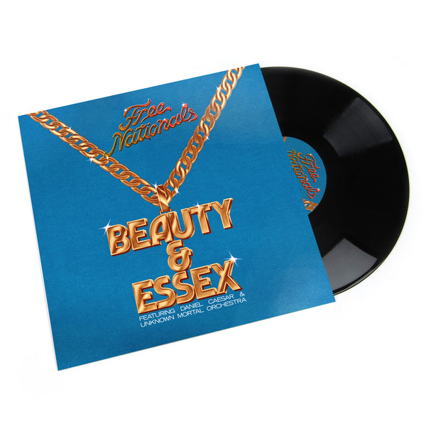 "Free Nationals: Beauty & Essex Vinyl 12"" (Record Store Day)"