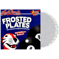 Thud Rumble: Frosted Plates Blank Slipmats