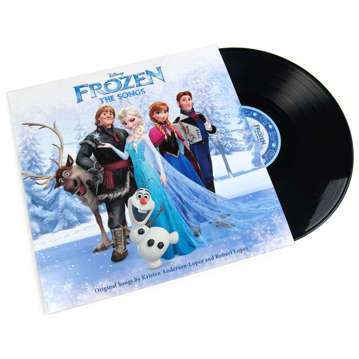 Frozen: The Songs Vinyl LP