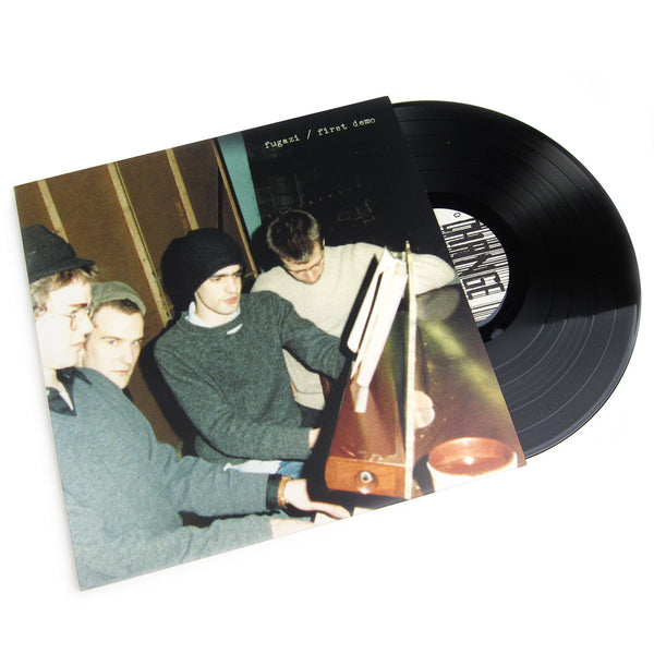 Fugazi: First Demo (Free MP3) Vinyl LP