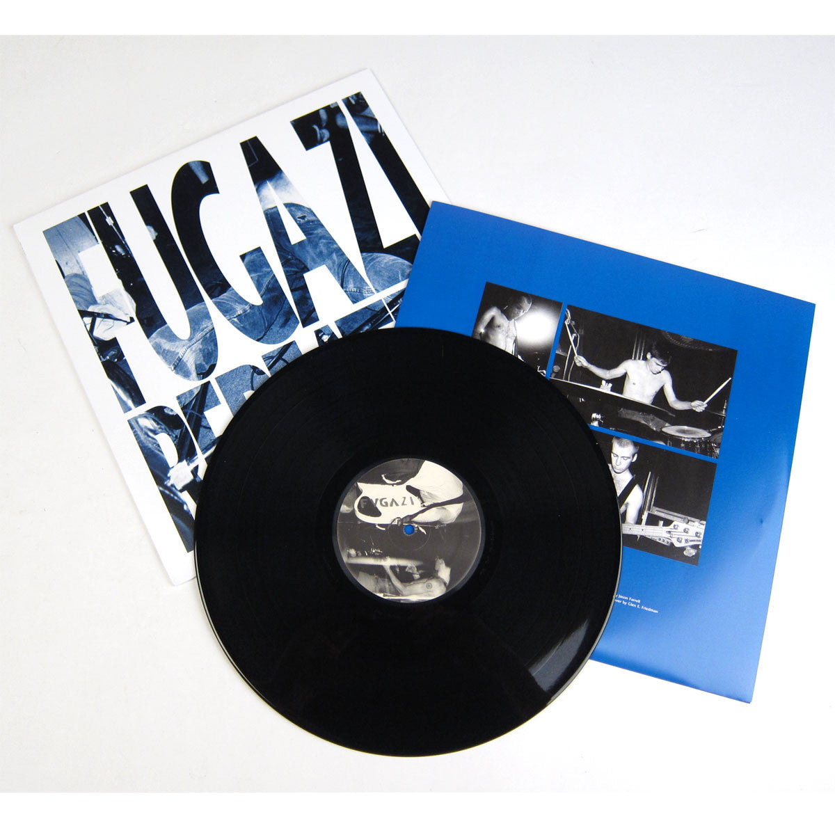 Fugazi: Repeater (Free MP3) Vinyl LP laydown