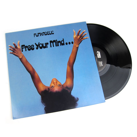 Funkadelic: Free Your Mind... And Your Ass Will Follow (180g) Vinyl LP