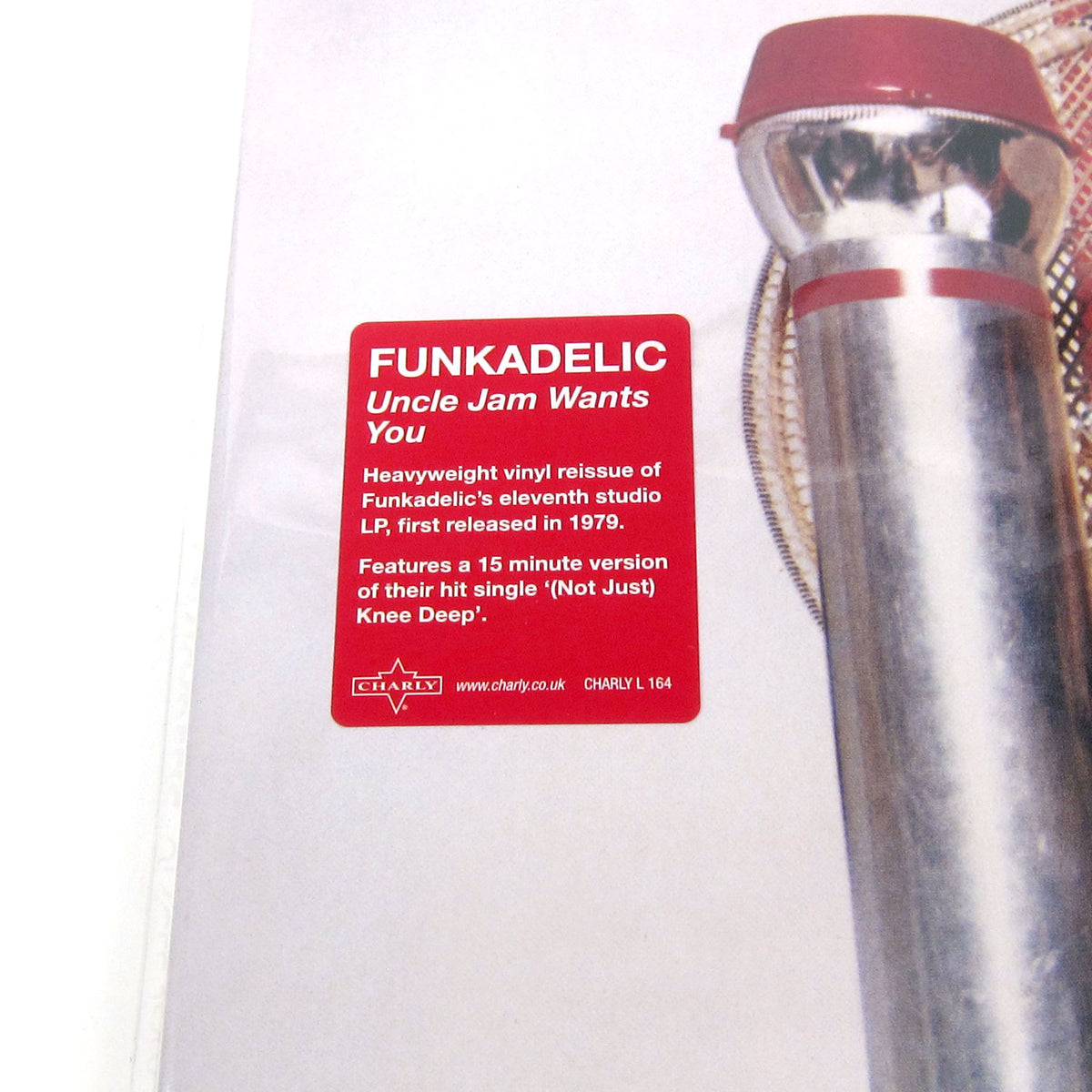 Funkadelic: Uncle Jam Wants You (180g) Vinyl