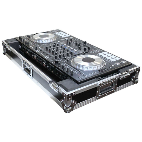 Odyssey: Flight Zone Controller Case For Pioneer DDJ-SZ / Numark NS7 & NS7II (FZPIDDJSZW)