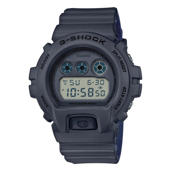 G-Shock: DW6900LU-8 Watch - Black