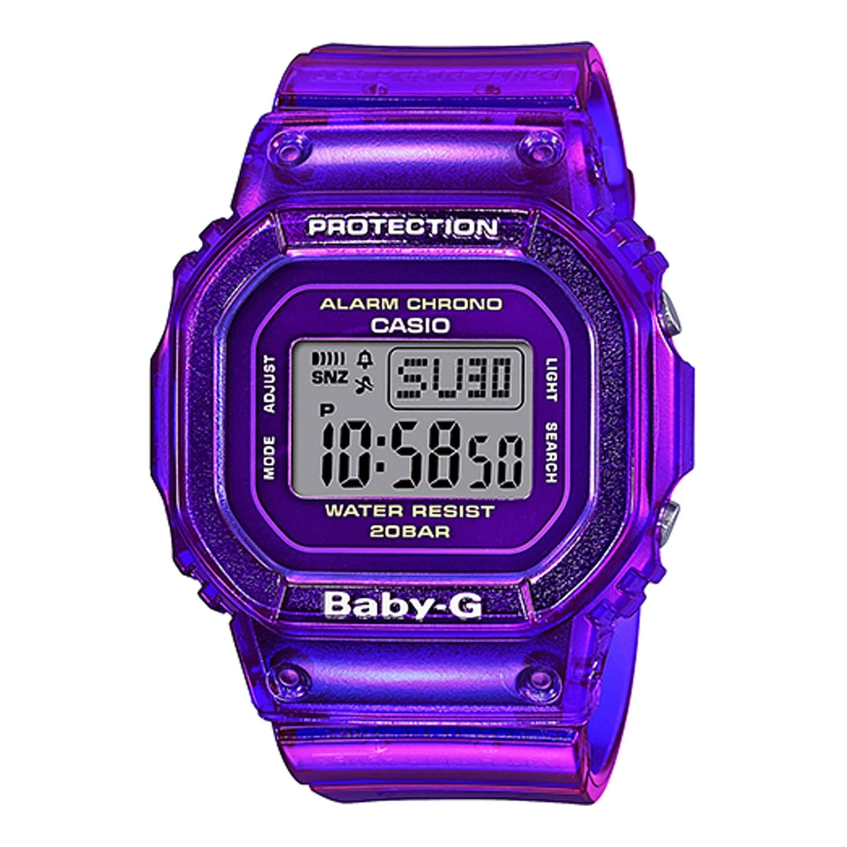 G-Shock: BGD560S-6 Baby-G Watch - Purple
