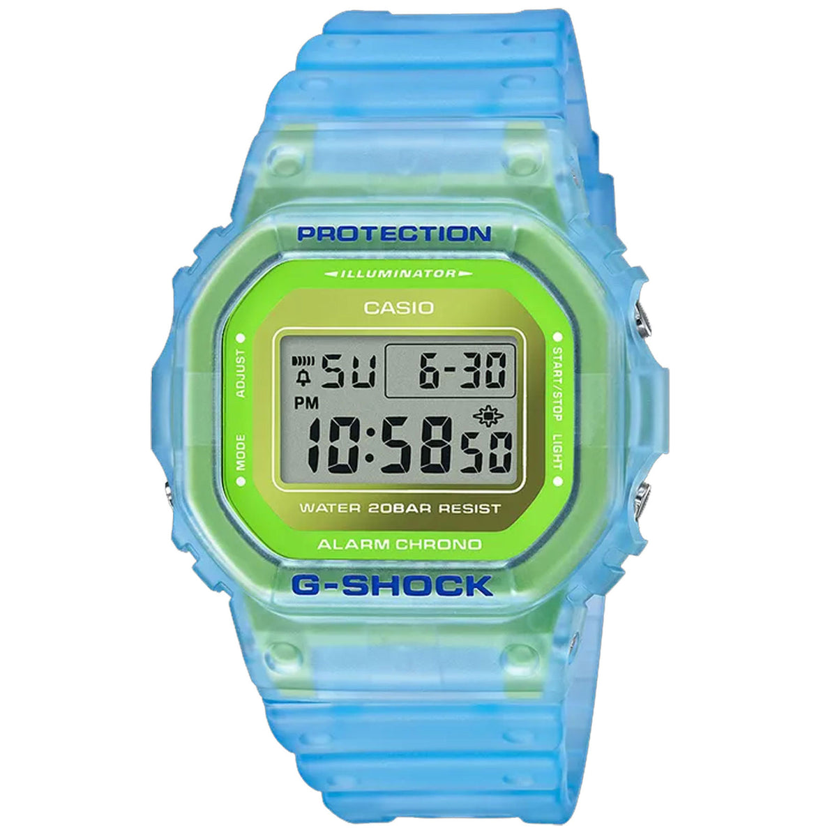 G-Shock: DW5600LS-2 Watch