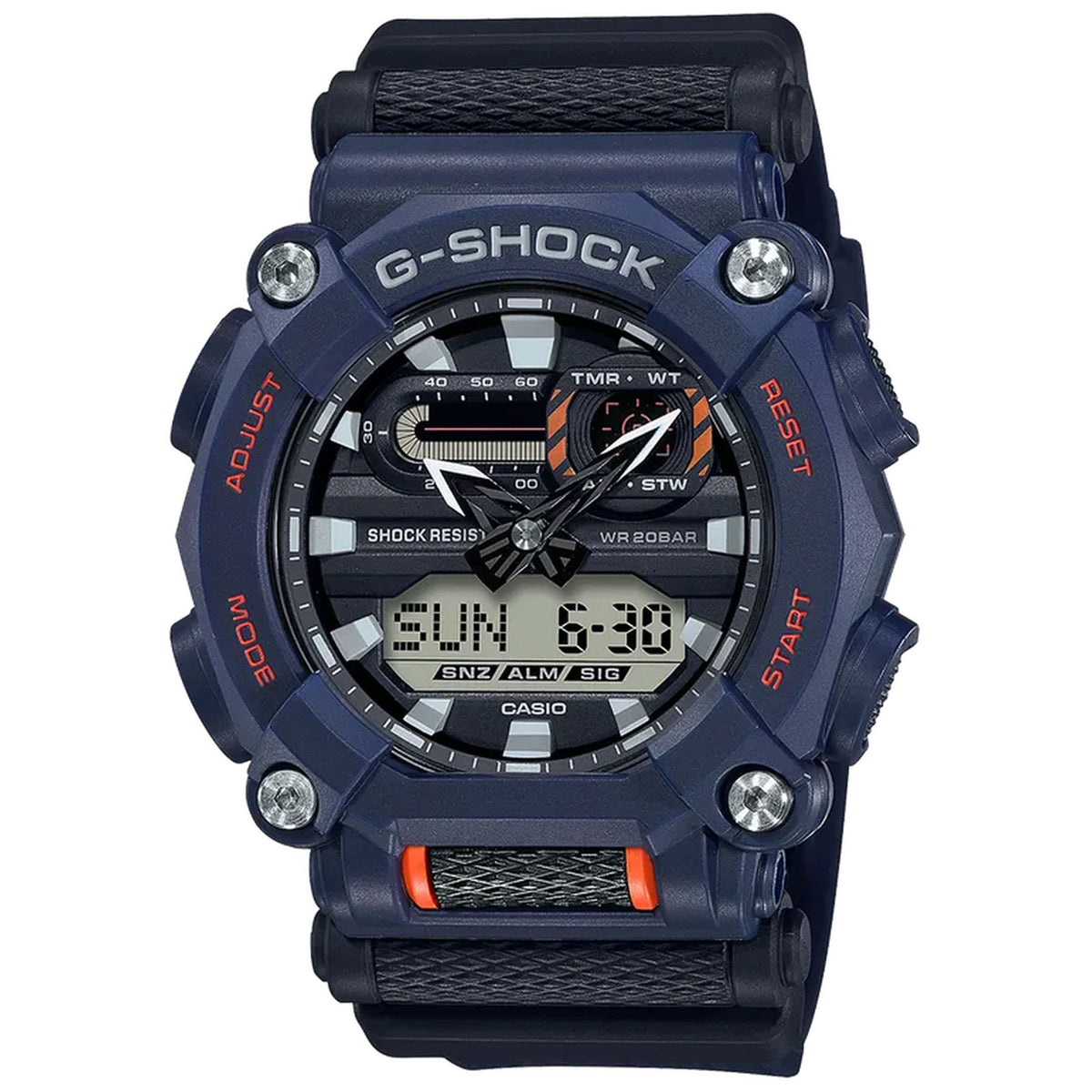 G-Shock: GA900-2A Watch - Navy